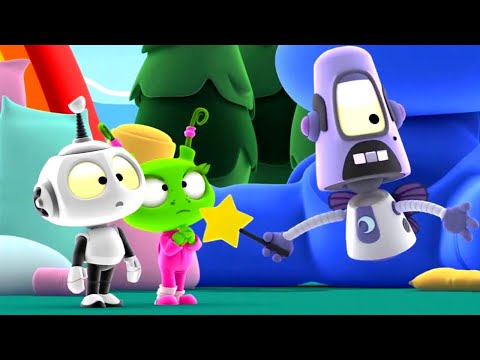 The Tooth Fairy   Rob The Robot   Toddler Learning Video