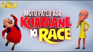 Khazane Ki Race | MOVIE | Popular Animated Movies For Kids