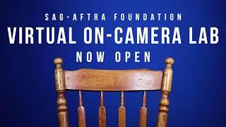 SAG-AFTRA Foundation Virtual On-Camera Lab