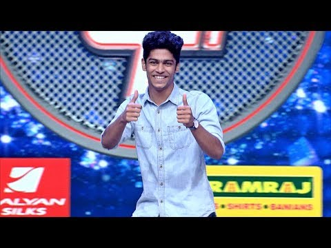 Super 4 I Roshan's fantastic performance I Mazhavil Manorama
