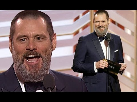 Thumbnail: Jim Carrey ai Golden Globe 2016 [SUB ITA]