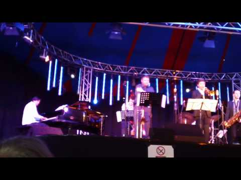 Ealing Jazz Festival, July 26 2013; Bluenote Project