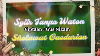 Download lagu SYIIR TANPO WATON - SHOLAWAT GUSDURIAN