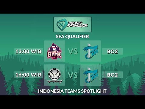 TPNND VS Execration BO2  Super Major China , SEA Qualifier Day 2