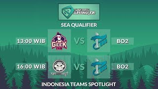 TP.NND VS Execration (BO2) - Super Major China , SEA Qualifier Day 2