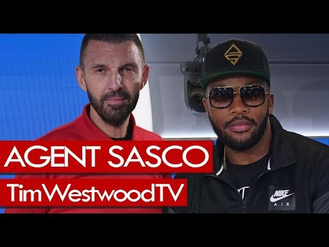 Agent Sasco on Hope River, Winning Right Now, legacy, finding himself - Westwood