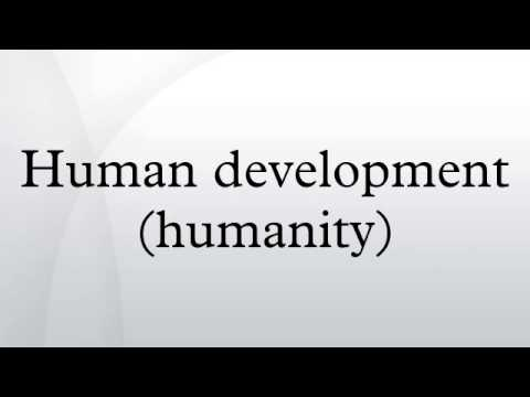 Human development (humanity)