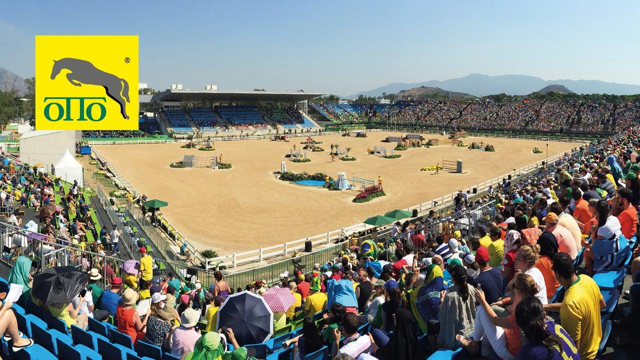 OTTO Sport in Rio! - YouTube