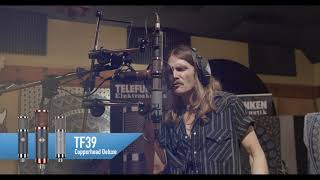 TELEFUNKEN Alchemy Microphone Series Overview at Bedrock LA (TF29, TF39, TF47, TF51)