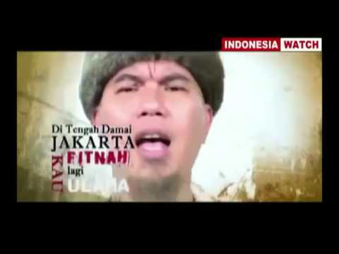 Ahmad Dhani diss AHOK dengan Lagu ciptaan Ahmad Dhani Lagu Sajak buat sang Penista Agama