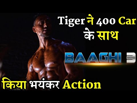 Baaghi 3 Tiger Shroff Action Scene Shooting with 400 Cars Mp3