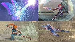Ys Memories of Celceta All Weapons, Skills & Extra Skills