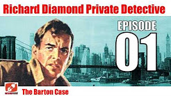 Richard Diamond, Private Detective - Complete Radio Series