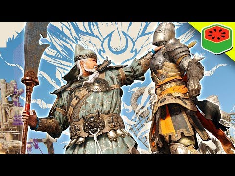 New Fighters Breach the Gates! | For Honor Marching Fire |