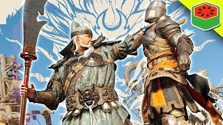 New Fighters Breach the Gates! | For Honor Marching Fire