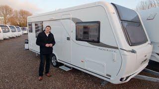 The Practical Caravan Hymer Nova GL 590 review