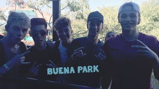 Video Compilation of Why Don't We at Buena Park #8MonthsOfWDW