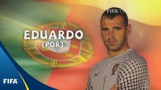 Eduardo - 2010 FIFA World Cup