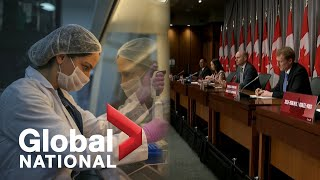 Global National: May 21, 2020 | Dire warning about 2nd COVID-19 wave in Canada