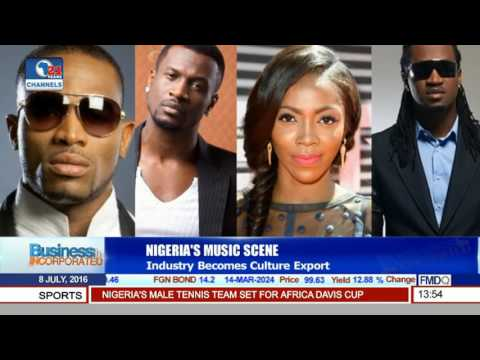 Business Incorporated: Nigeria's Music Industry Becomes Culture Export Pt 3