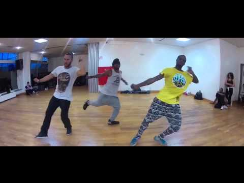 Choreo by Dante and Guillaume Lorentz // Work (Omarion) // Bonus Dancer