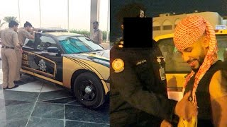 PULLED OVER BY POLICE IN KUWAIT PRANK!!!