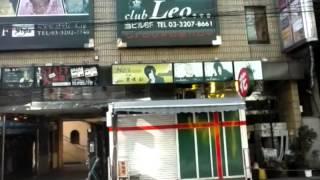 Japanese host clubs in Shinjuku