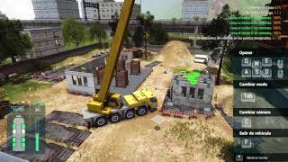 Construction Machines Simulator 2016 parte 7