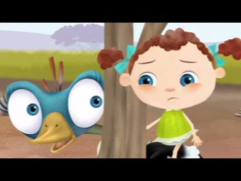 Franny's Feet | EP 107 - 109 | 1 Hour Compilation | Cartoons For Kids | Full Episode | HD
