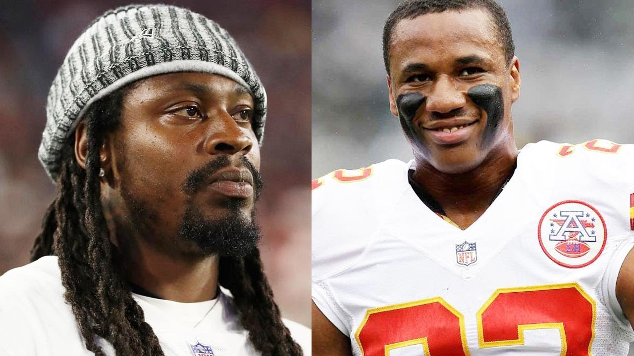 Marcus Peters Set Marshawn Lynch's House on FIRE! - YouTube