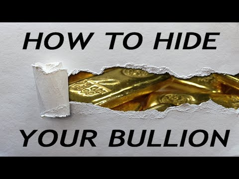 How to Store Gold Silver?   SDBullion.com