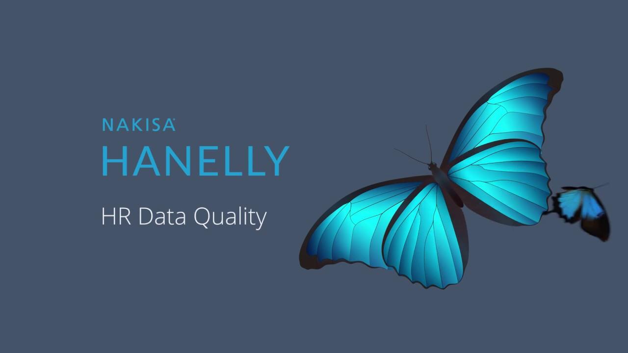 Nakisa Hanelly HR Data Quality