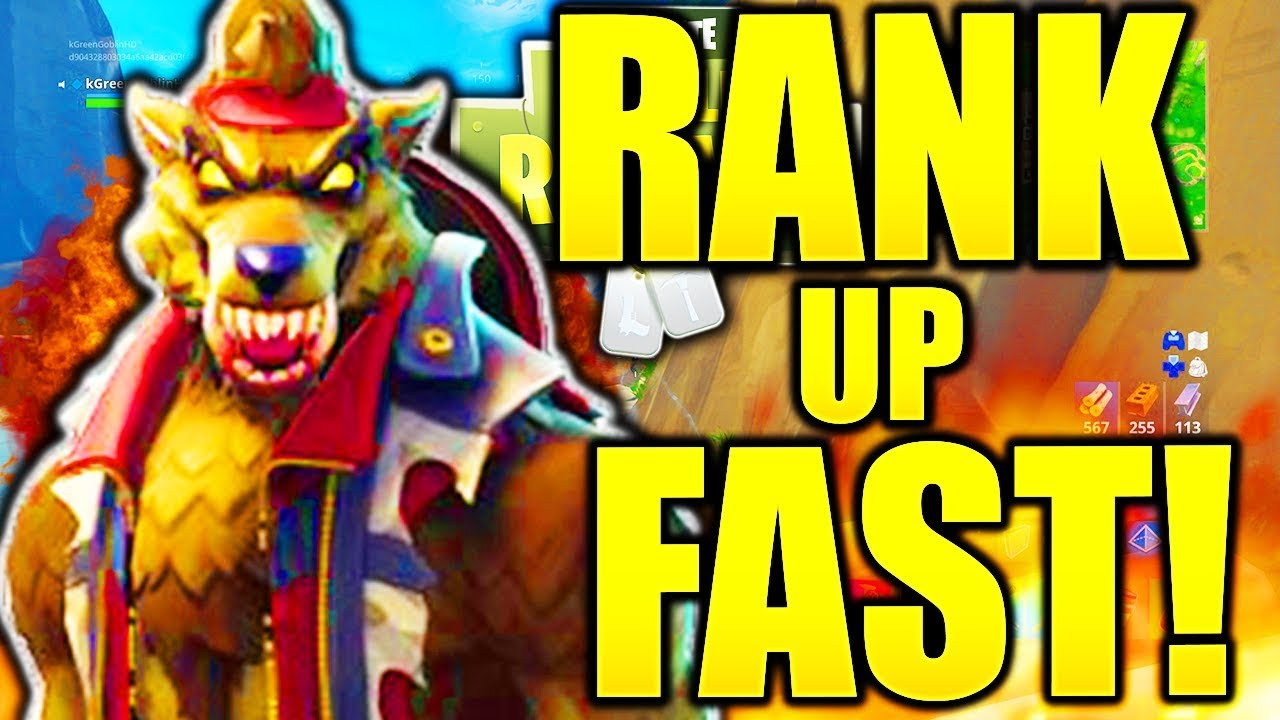How To Rank Up Fast In Fortnite Season 6 How To Level Up Fast In Fortnite Unlock Max Dire Fast