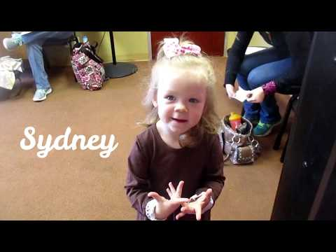 EDS: Sydney goes to therapy