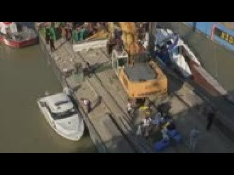 Bodies recovered from Sunken tour boat