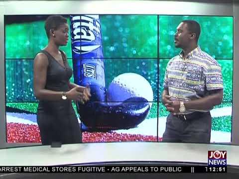 Ghana Hockey - Joy Sports Today (10-1-18)