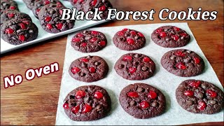 Black Forest Cookies l How to Make Black Forest Cookies Recipe