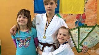 Первые соревнования по карате. Рождение чемпиона / The first karate competitions.