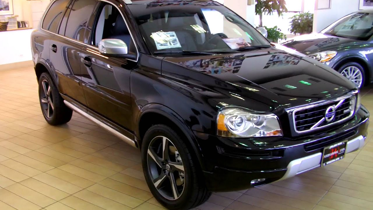2013 volvo xc90 black youtube. Black Bedroom Furniture Sets. Home Design Ideas