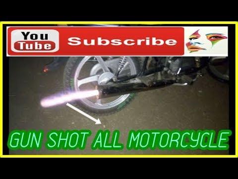 New TVS rectifier short gunshot first fires on new TVS Victor and kill switch for gunshot