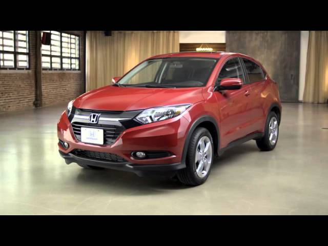 2016 Honda HR-V Walk-Around Tour And Review