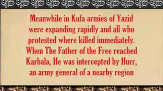 Story of Imam Hussain Journey to Karbala