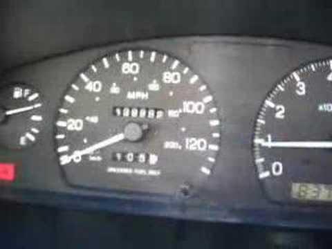 1994.5 Nissan Sentra Limited Edition 1.6L
