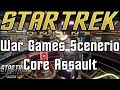 Star Trek Online - War Games Scenario: Core Assault - Normal (No Commentary)