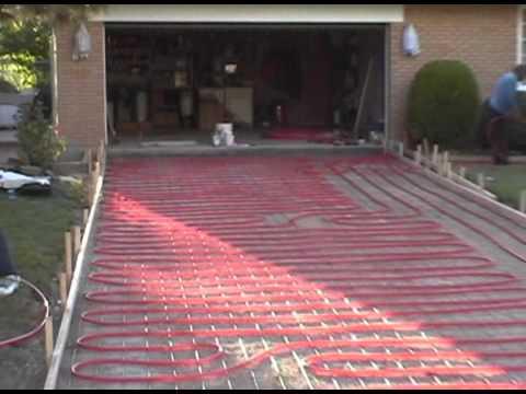Boiler Service Utah Snow Melt System Radiant Heating Uni