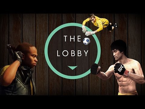 Battlefield: Hardline, EA UFC, FIFA World Cup Brazil 2014 - The Lobby [Full Episode]
