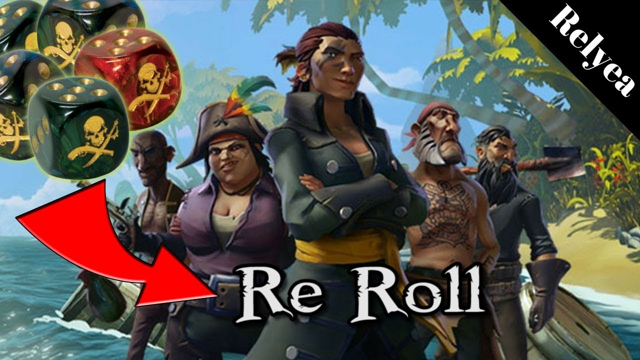 Sea of Thieves- How to Change Character and Reroll Your Pirate Appearance