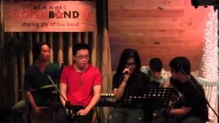 [Mashup] Căn gác trống - Lặng thầm một tình yêu - Apologize - ACE Band