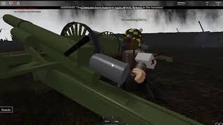 Roblox Frontline: The Great War Tutorial How to use Artillery