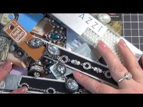 Michael's Haul (Jewelry Making Goodies)